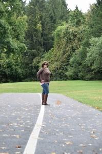 Me on Path